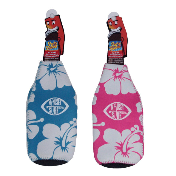 Party Popper- Bottle Coozie and Opener - Nauset Surf Shop