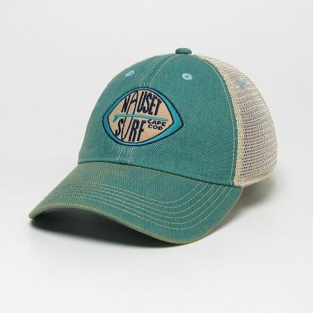 Patch Logo Old Favorite Trucker - Nauset Surf Shop