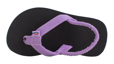 "RAINBOW Little Kid's The Grombow 1/2"" Strap with Backstrap- Purple - Nauset Surf Shop"