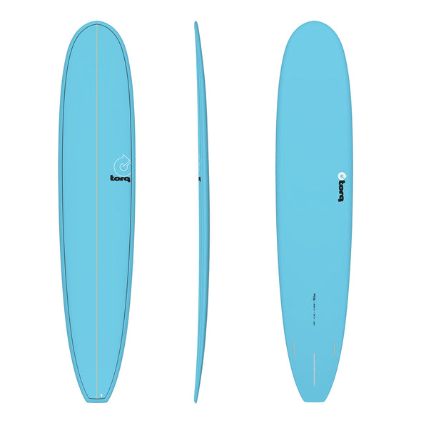 TORQ 9'6 LONG PINLINE BLUE - Nauset Surf Shop
