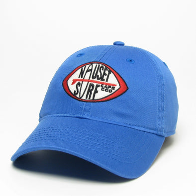 Womens Patch Logo Relaxed Twill Hat - Nauset Surf Shop