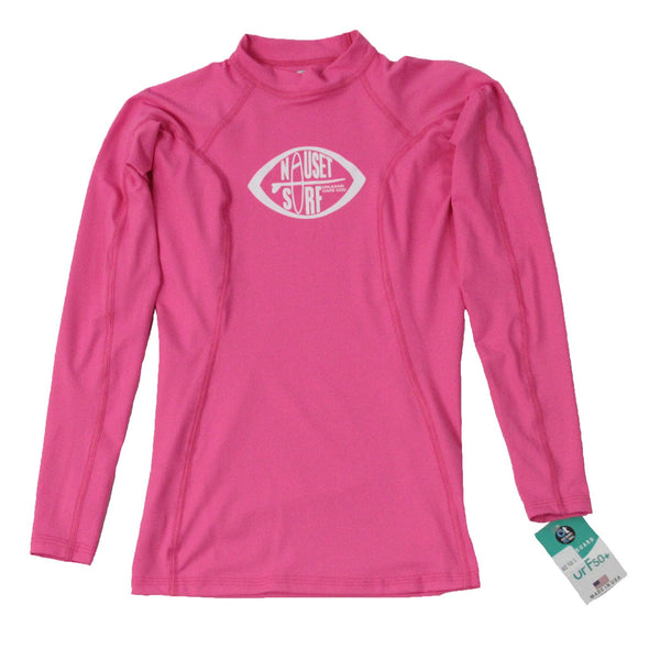 Women's Rashguards 50+UPF - Nauset Surf Shop