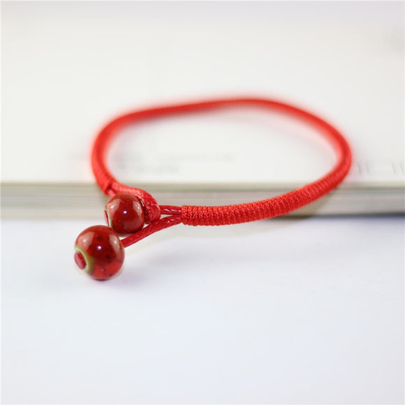 Women Lucky Red String Bracelets-Sunshine's Boutique & Gifts