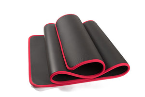 10MM Extra Thick 183cmX61cm High Quality NRB Non-slip Yoga Mat-Sunshine's Boutique & Gifts