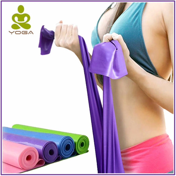 150cm*15cm Resistance Bands Elasticity Natural Latex-Sunshine's Boutique & Gifts