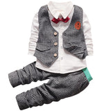 Fashion Baby Boys Clothes Set-Sunshine's Boutique & Gifts