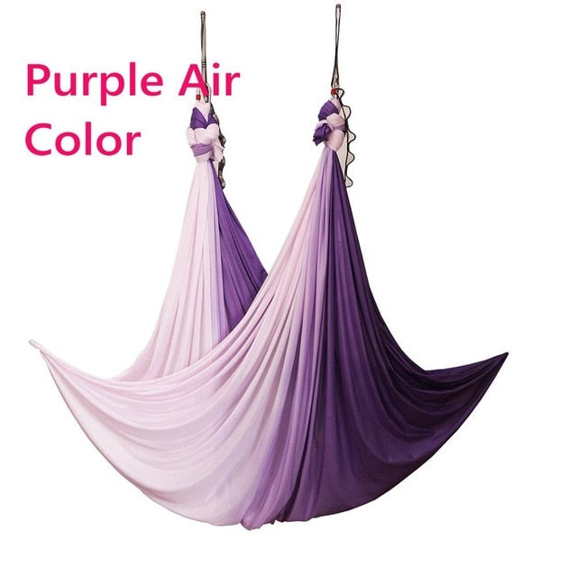 Aerial Anti-gravity Yoga Hammock Swing-Sunshine's Boutique & Gifts