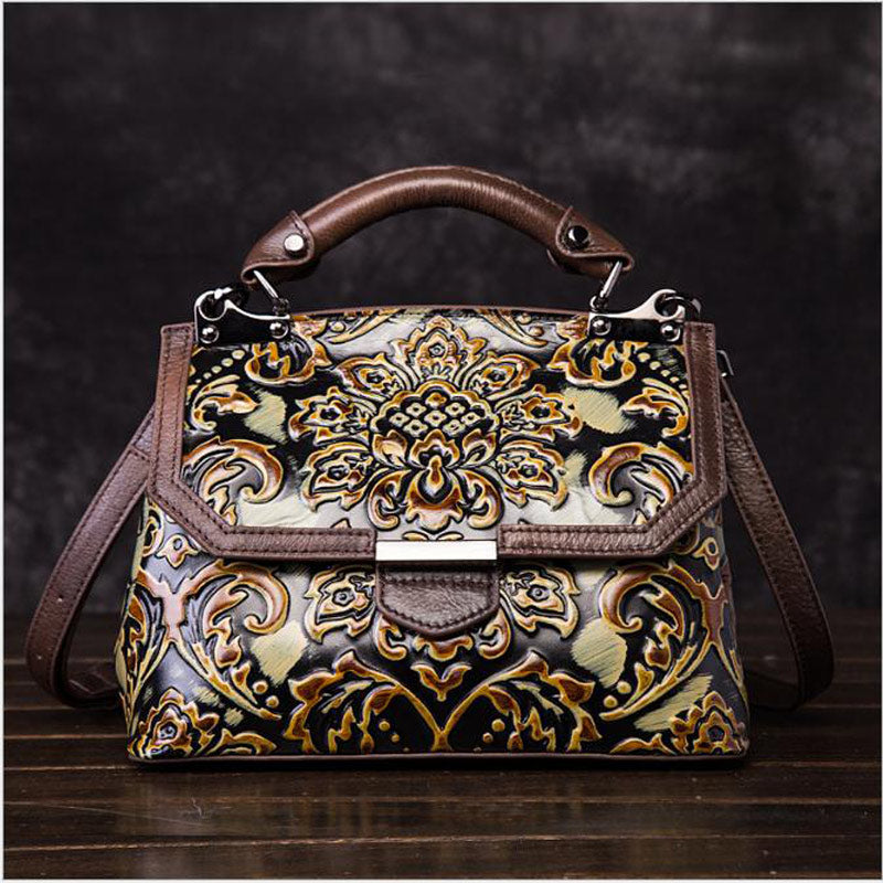 Genuine Leather Luxury Handbags-Sunshine's Boutique & Gifts