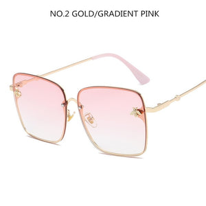 Oversize Square Sunglasses-Sunshine's Boutique & Gifts