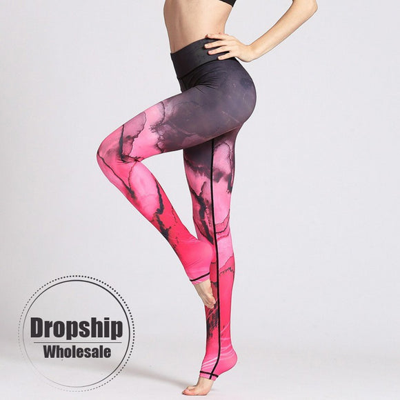 High Waist Fitness Tights