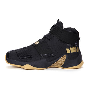 New high-top breathable basketball shoes