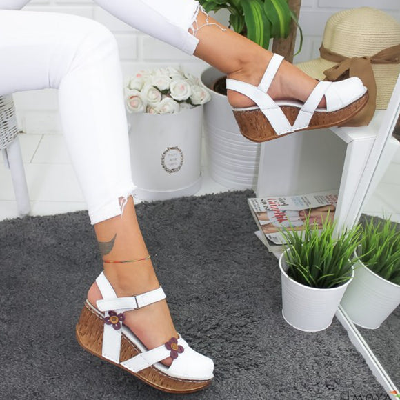 Summer Fashion Platform Shoes