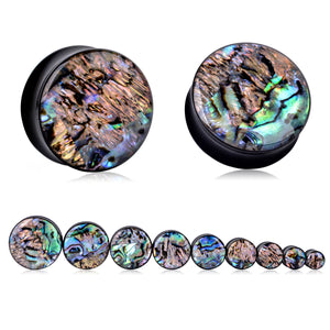 2pcs Punk Acrylic Ear Tunnel Plugs 8mm -25mm-Sunshine's Boutique & Gifts