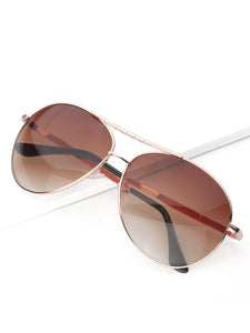 Men Double Bridge Sunglasses-Sunshine's Boutique & Gifts