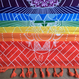 Bohemia Wall Hanging India Mandala Blanket-Mat-Sunshine's Boutique & Gifts