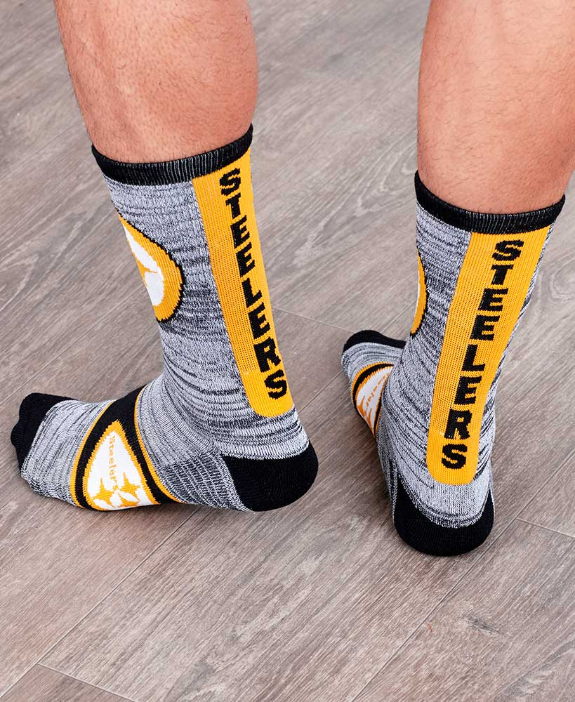 Men NFL Athletic Crew Socks