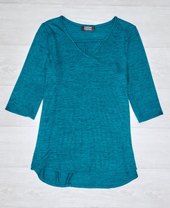 Hacci Knit Tunics or Open-Front Cardigans