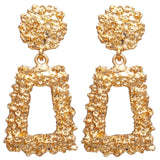 Vintage Pendant Drop Earrings-Sunshine's Boutique & Gifts
