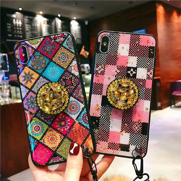 Air Bag Bracket Holder Phone Case For iPhone-Sunshine's Boutique & Gifts
