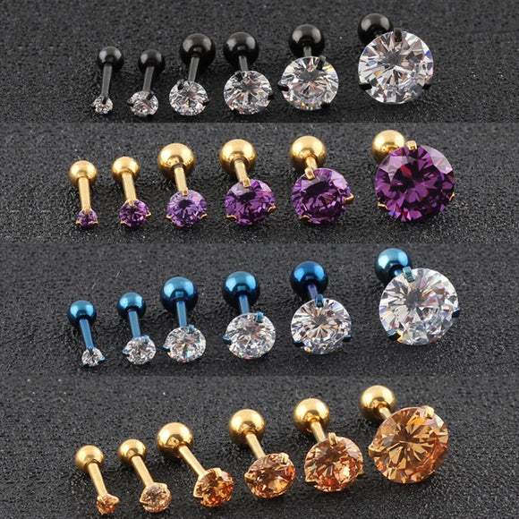 Tragus Ear Stud-Sunshine's Boutique & Gifts