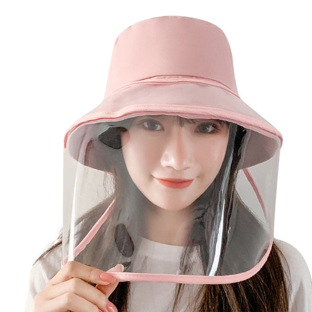 Protective Hat With Cover