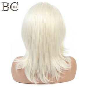 613 Blonde Heat Resistant Synthetic 13*2 Lace Front Wigs