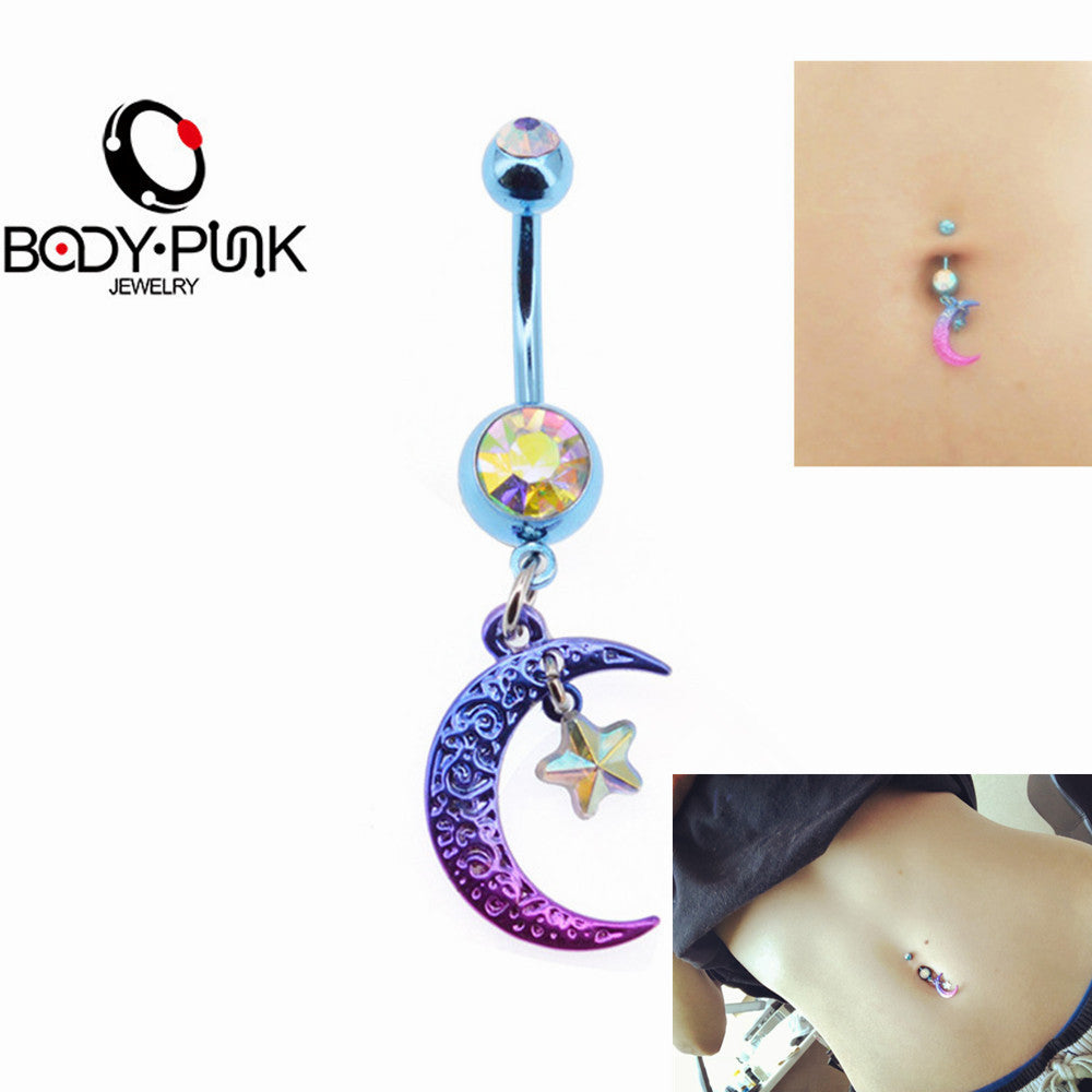 Bikini Belly Button Rings-Sunshine's Boutique & Gifts