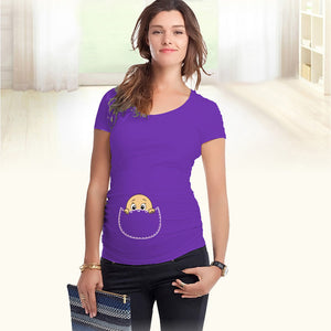 Peek a Boo T-Shirt-Sunshine's Boutique & Gifts