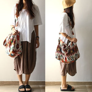 Bohemian Travel Tote Duffel Bag