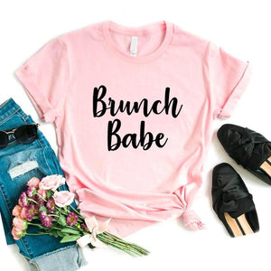 Brunch Babe t-shirt