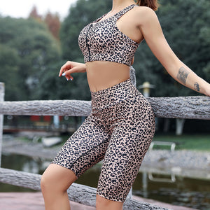 Leopard Print Tops And Leggings-Sunshine's Boutique & Gifts
