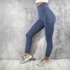 Women High Waist Fitness Leggings-Sunshine's Boutique & Gifts
