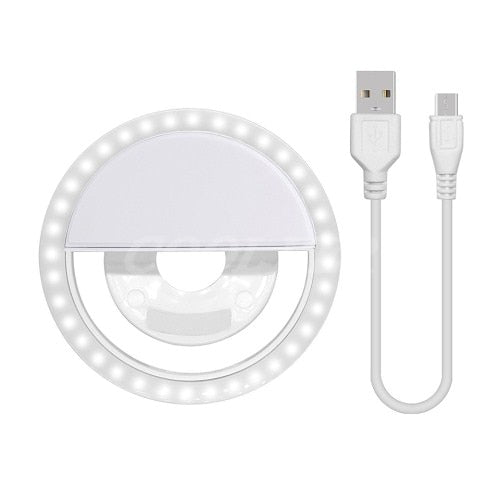 New Selfie Ring Light USB Charge-Sunshine's Boutique & Gifts