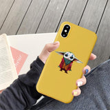 Cute Funny Silicone Soft Shell Phone Case for IPhone