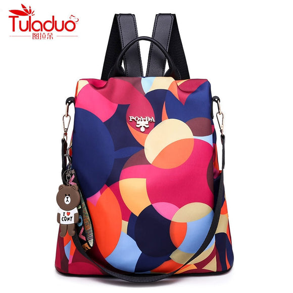 Fashion Anti-theft Women Backpacks-Sunshine's Boutique & Gifts
