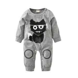 Fashion baby boy girl long sleeve rompers-Sunshine's Boutique & Gifts