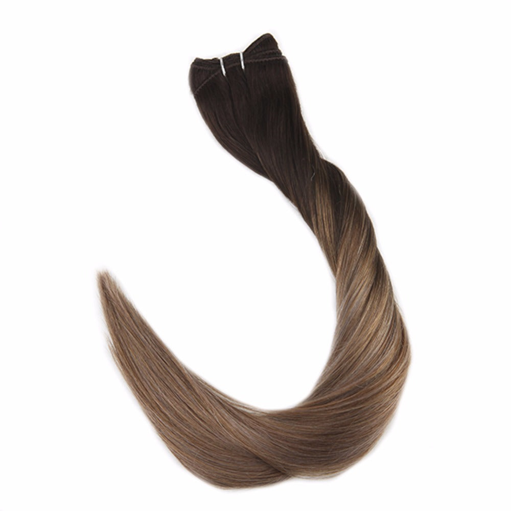 Human Hair Weft 100g 100% Remy Hair Bundle-Sunshine's Boutique & Gifts