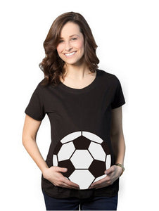 Funny Pregnant Maternity Mother T-Shirts-Sunshine's Boutique & Gifts