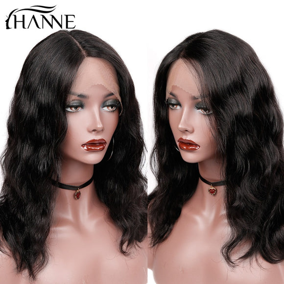 Brazilian Natural Wave Human Hair Wigs Lace Front-Sunshine's Boutique & Gifts