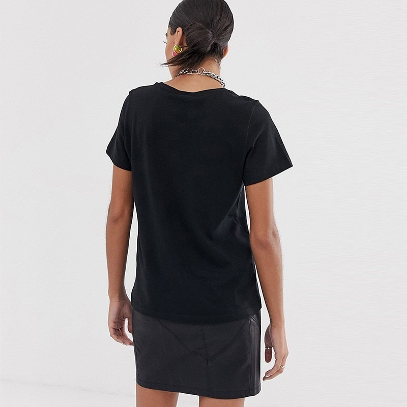 BYE BOY Black T-shirt