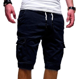 Casual Drawstring Short