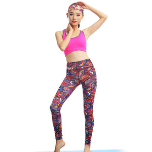 Women Yoga Sport Fitness Suits-Sunshine's Boutique & Gifts