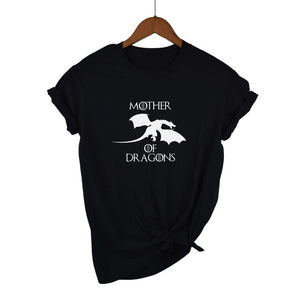 Women Game of Thrones Ringer T Shirt-Sunshine's Boutique & Gifts