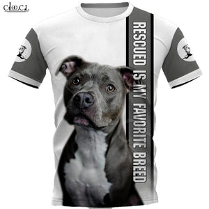 Dog Lover 3D Full Print T-Shirt