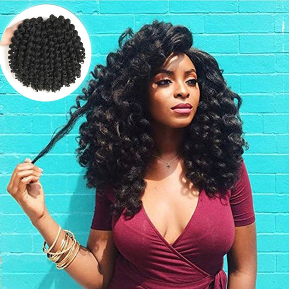 Jamaican Bounce Crochet Hair-Sunshine's Boutique & Gifts