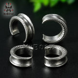 Stainless Steel Ear Gauges