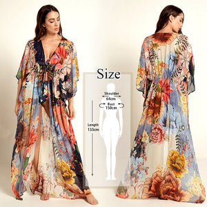 Chiffon Cover up