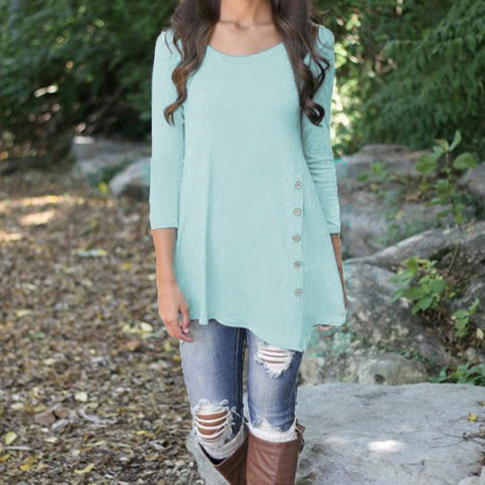 Plus Size Tunic-Sunshine's Boutique & Gifts