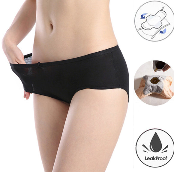 Leak Proof Menstrual Period Panties