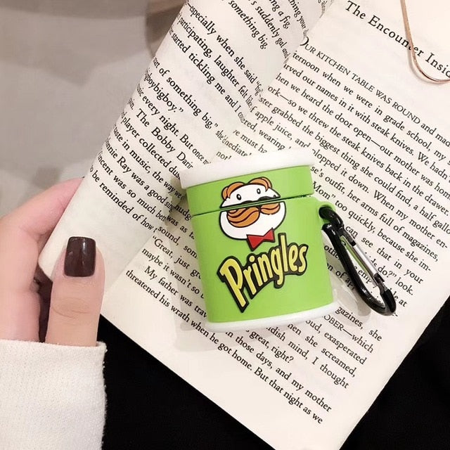 Lovely Cartoon Headphone Cases For Apple Airpods 1/2